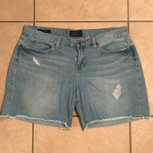 Lucky Brand Laguna Cutoff Shorts